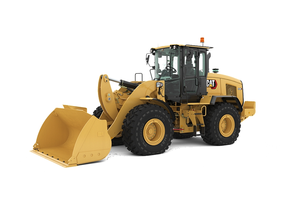 New 938m Aggregate Handler Small Wheel Loader For Sale