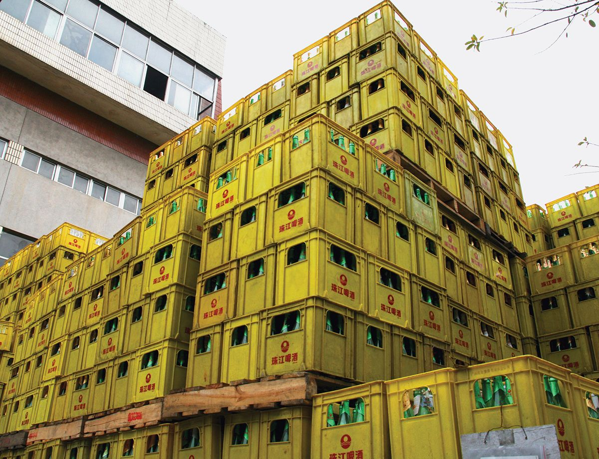 Guangzhou Zhujiang Brewery Group Co. Ltd. (GZBC) is a stateowned enterprise that brews, bottles and packages beer.