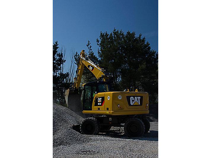 Excavadora de Ruedas M314F