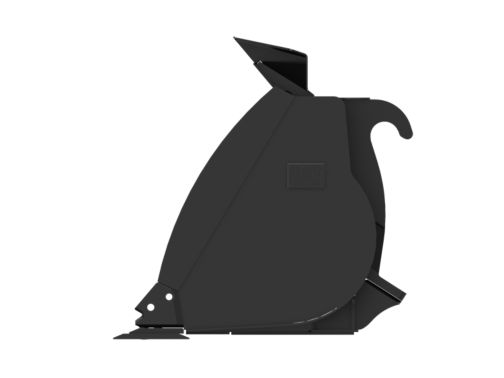 2.5 m3 (3.2 yd3), Fusion™, Bolt-On Cutting Edge - General Purpose Buckets