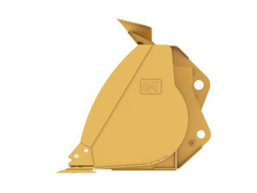 2.1 m3 (2.7 yd3), Pin On, Bolt-On Cutting Edge - General Purpose Buckets