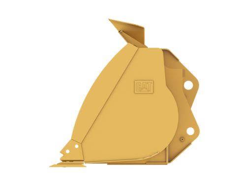 2.3 m3 (3.0 yd3), Pin On, Bolt-On Cutting Edge - General Purpose Buckets