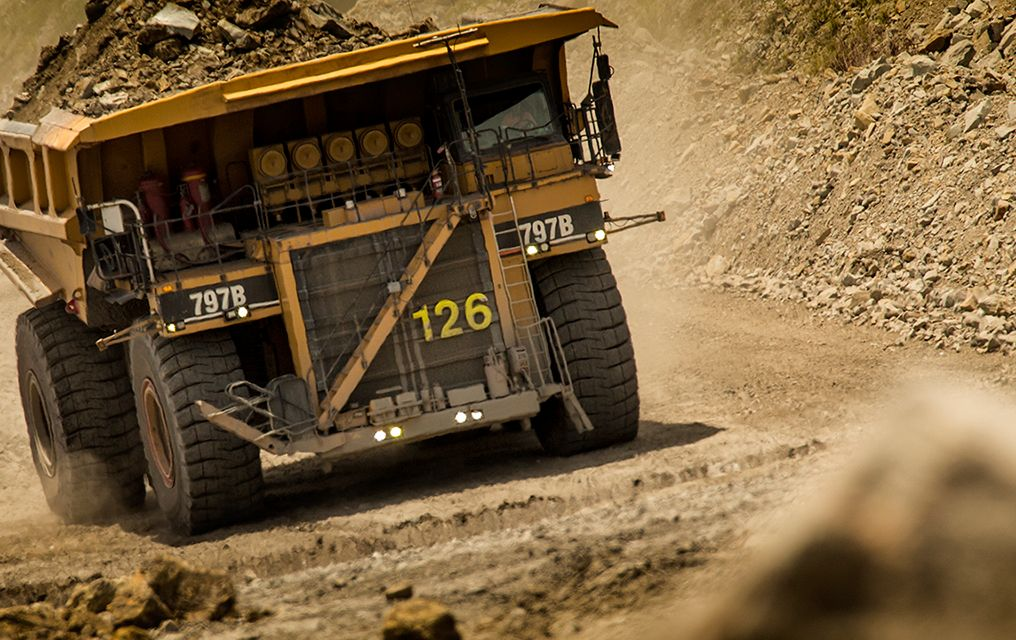 Improving Tire and Mining Truck Life
