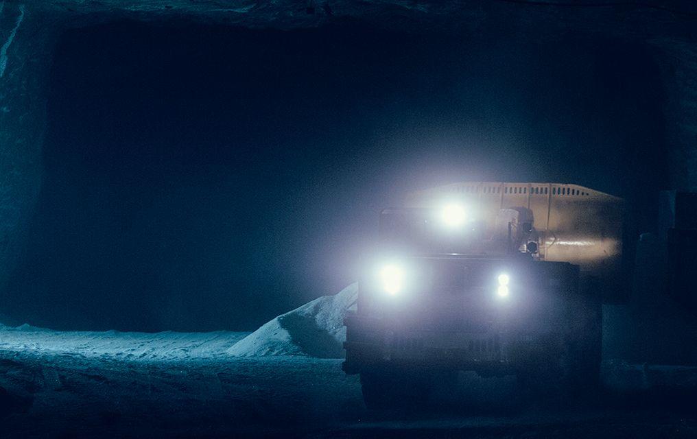 Underground Automation: Shift Changes
