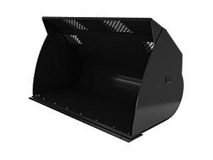 5.0 m3 (6.5 yd3), Fusion™, Bolt-On Cutting Edge