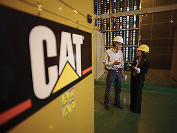 Cat Power Systems technical training seminars