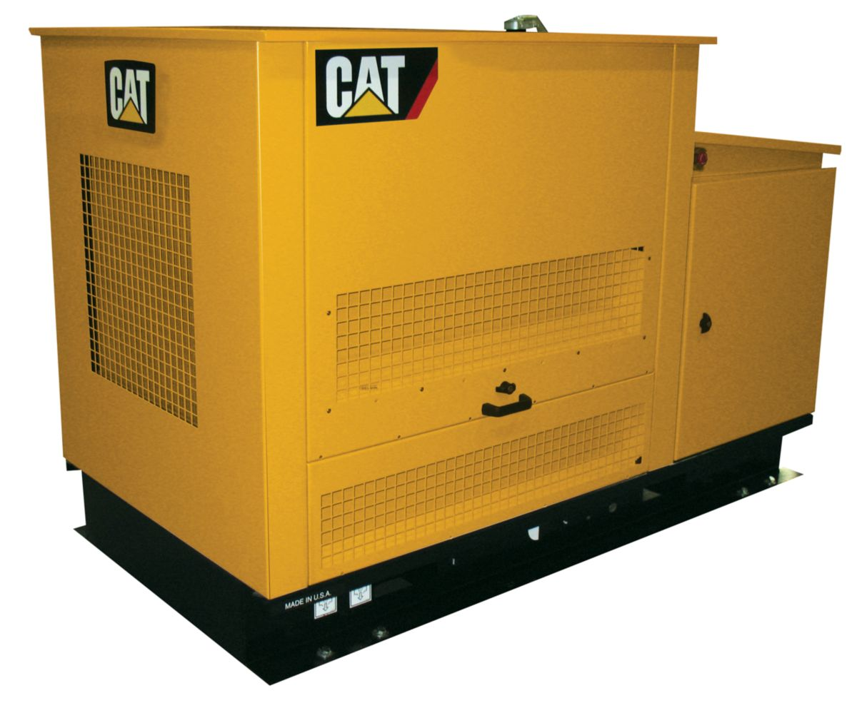 DG Series Gas Generator Set