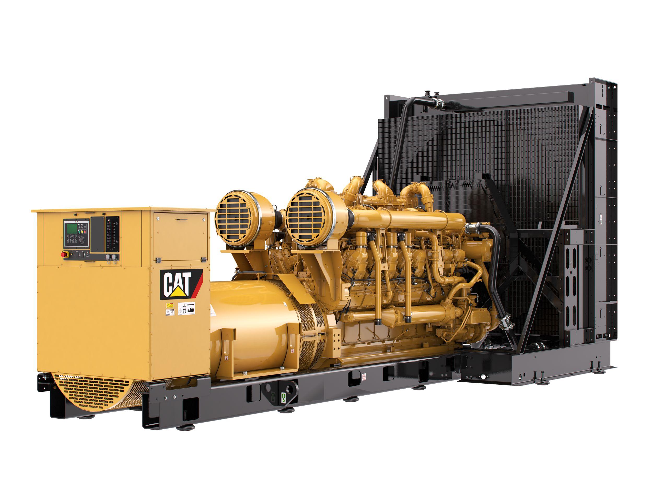 3516E Engine
