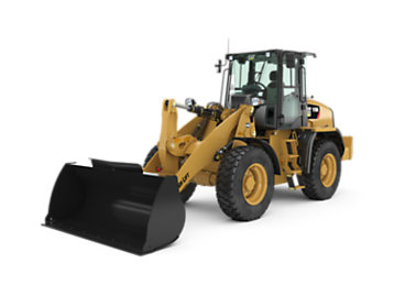 M Series Compact Wheel Loaders