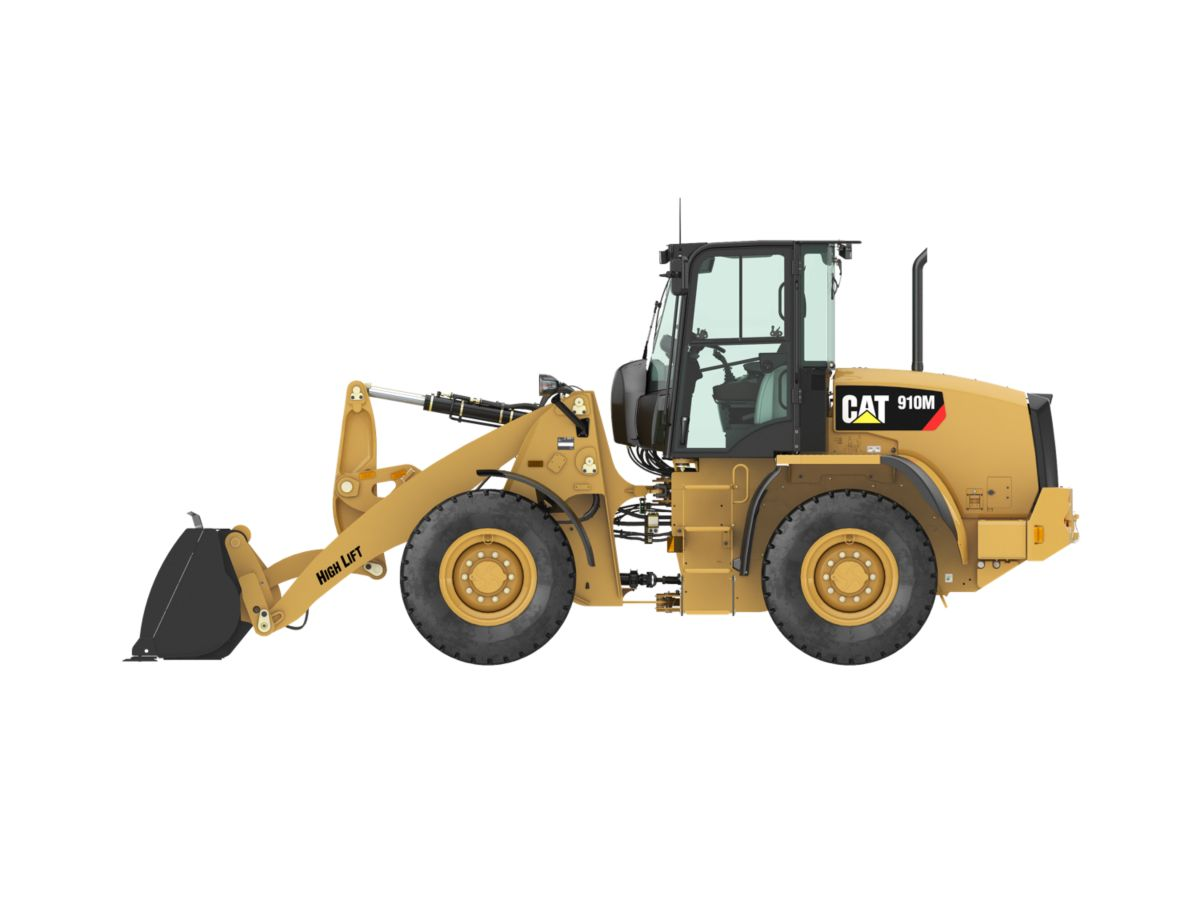 New 910M Compact Wheel Loader Wheel Loaders For Sale | Carter Machinery