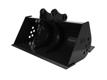1000 mm (40 in) - Ditch Cleaning Buckets - Mini Excavator