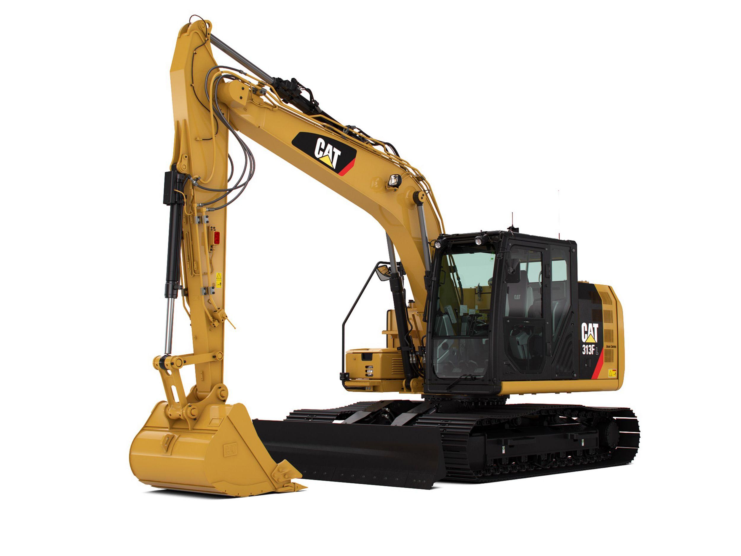 313F L Hydraulic Excavator
