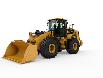 950L (2017) - Medium Wheel Loaders