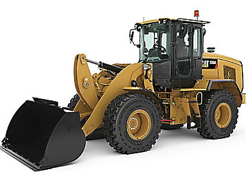 Cat Small Wheel Loaders