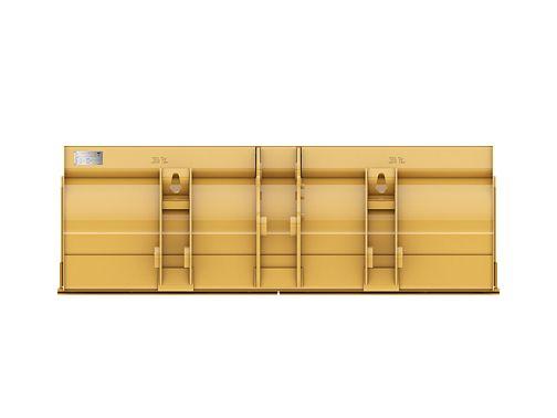 0.8 m3 (1.0 yd3), Pin On, Bolt-On Cutting Edge - General Purpose Buckets