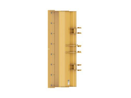 1.0 m3 (1.25 yd3) Pin On, Bolt-On Cutting Edge - General Purpose Buckets