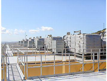 LANDFILL GAS CREATES 22 MW OF POWER