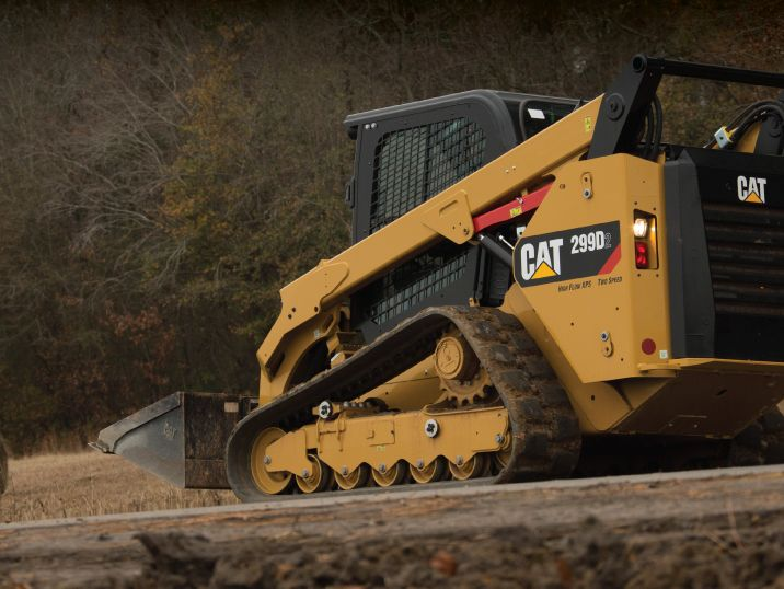 Compact Track Loaders: Fuel System Maintenance