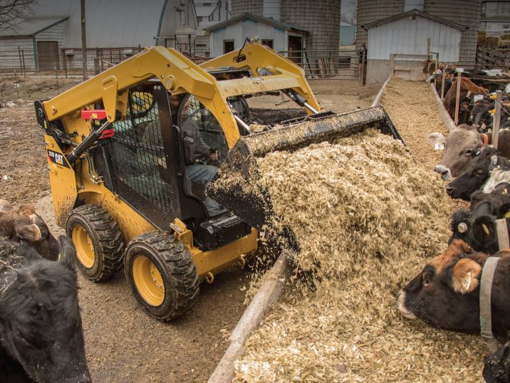 Skid Steer Loaders: Prevent Injury