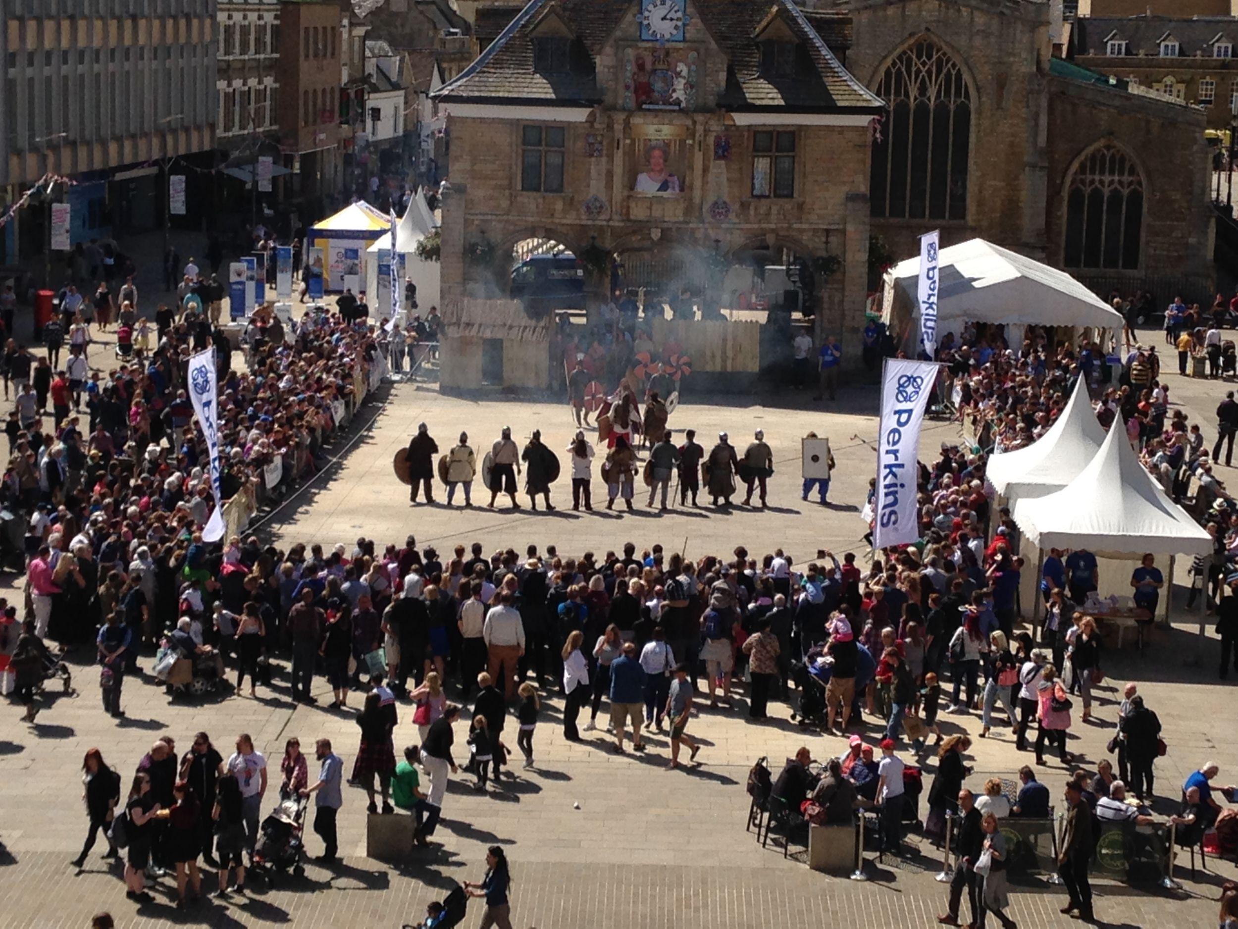 Record success for Peterborough Heritage Festival 2016