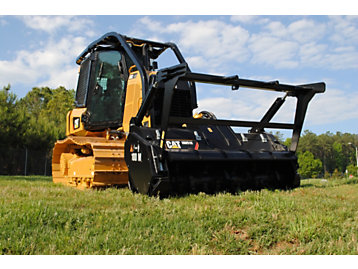 Cat® D3K2 Mulcher One of Top 50 New Products