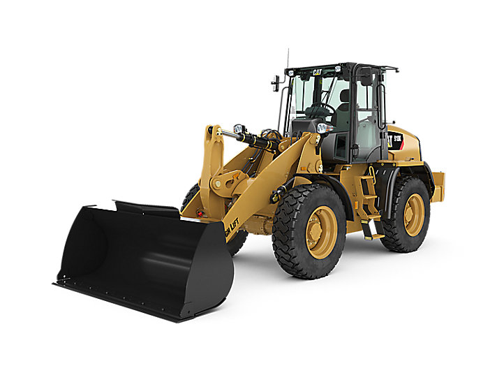 910K Small Wheel Loader