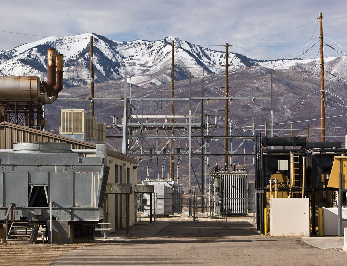 """These generator sets help us manage our resources and keep the cost of power down,"" said Alan McDonald, chairman of the board for Heber Light & Power. ""With this option, we don't find ourselves having to buy electricity at top dollar during the high peak demand time."""