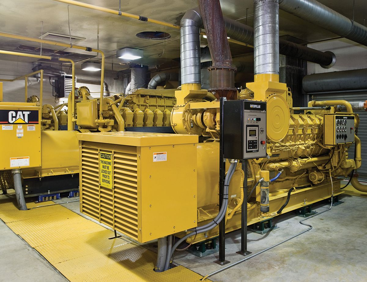 Heber Light & Power operates nine gas generator sets, each ranging from 750 kW to 2.0 MW of electrical output. In early May of 2015, the utility added the first ever Cat® G3512H generator set.