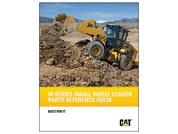 M SERIES SMALL WHEEL LOADER PARTS REFERENCE GUIDE