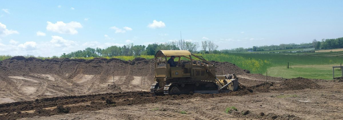 60 Years in the Seat of a Cat® Dozer