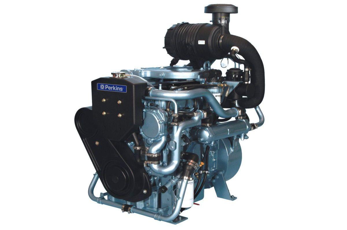 Perkins powered generators set to power Red Jet 6