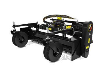 PR172 Hydraulic - Power Box Rakes