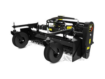 PR172 Manual Angle - Power Box Rakes
