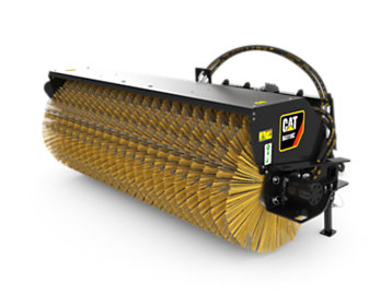 BA118C Manual Angle Broom