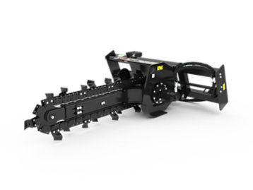 Foto del T9B Manual Trencher with standard teeth