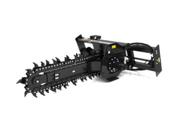 T9B Manual Side Shift - Trenchers