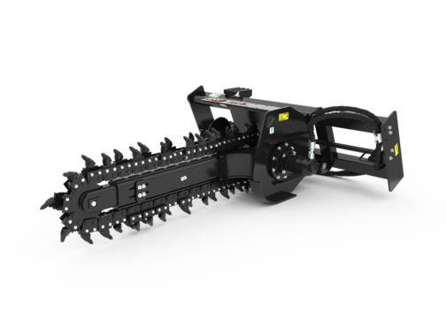 T9B Manual Sideshift - Trenchers