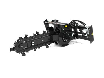 T9B Hydraulic Sideshift - Trenchers