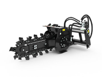 Foto del T6B Hydraulic Trencher with standard teeth