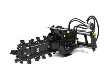 T6B Hydraulic Sideshift - Trenchers