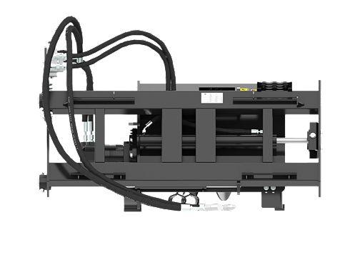 T6B Hydraulic Side Shift - Trenchers