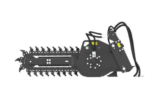 T6B Hydraulic Sideshift - Trenchers
