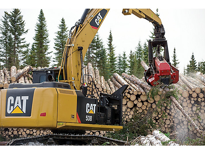 538 Forest Machine