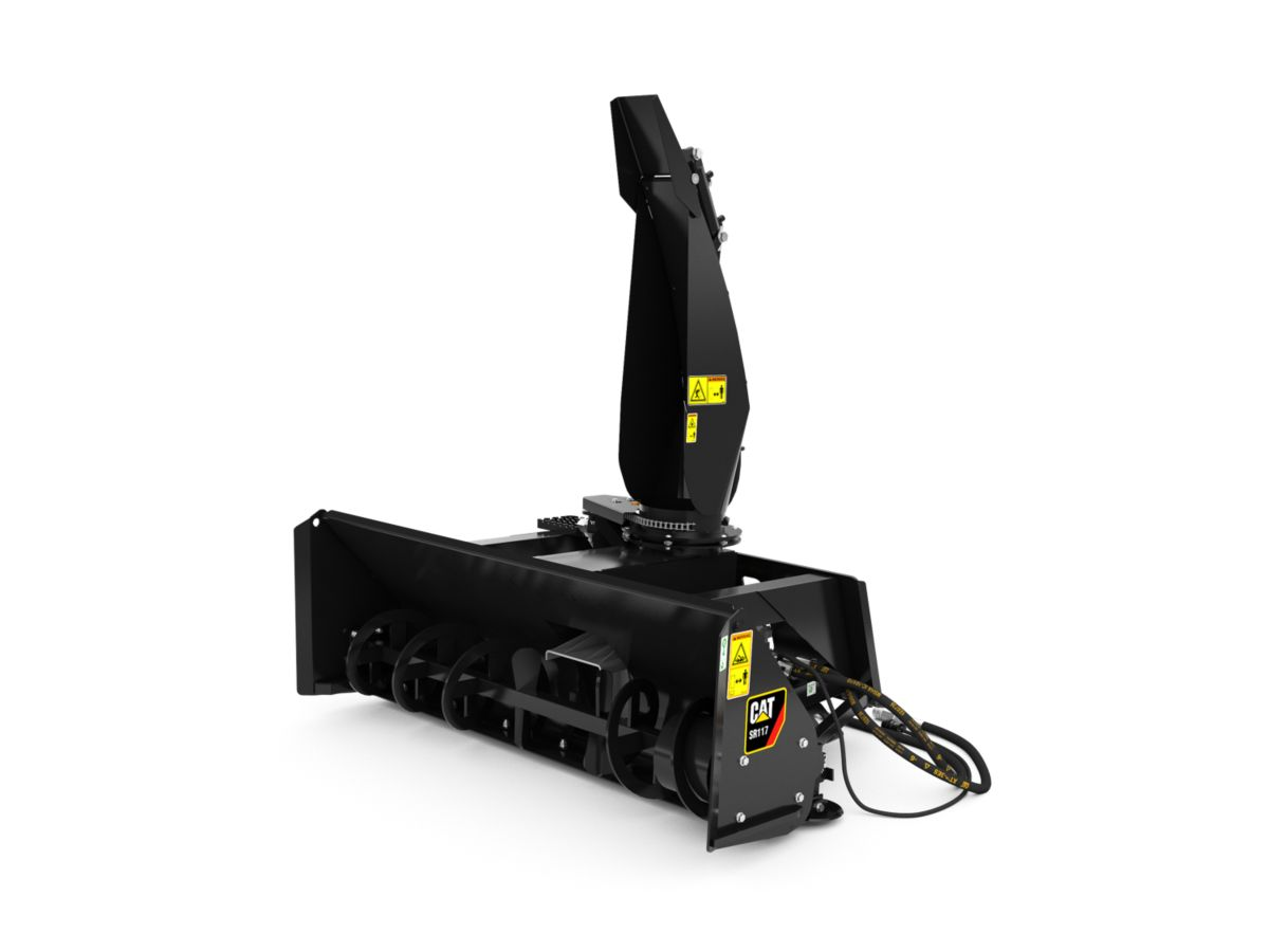 New CaterpillarSnow-Blowers