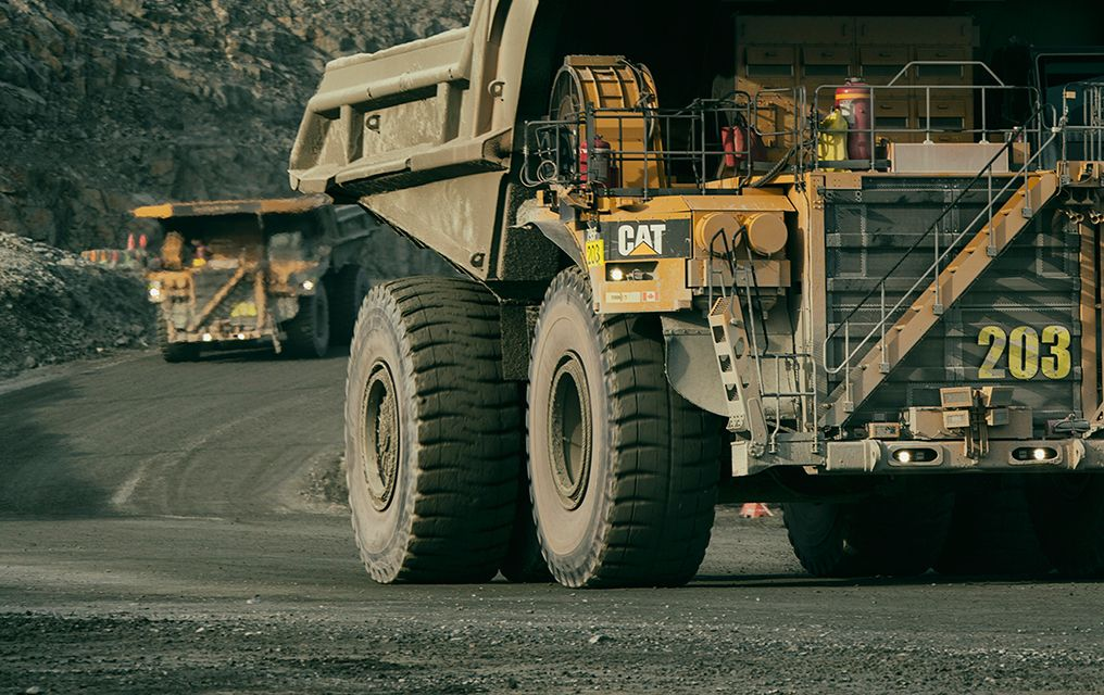 How Haul Road Maintenance Can Extend Tire Life