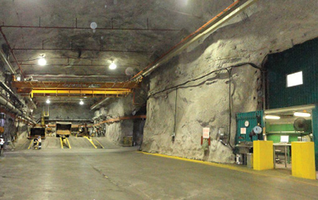 Glencore Mine Takes Maintenance to a New Level