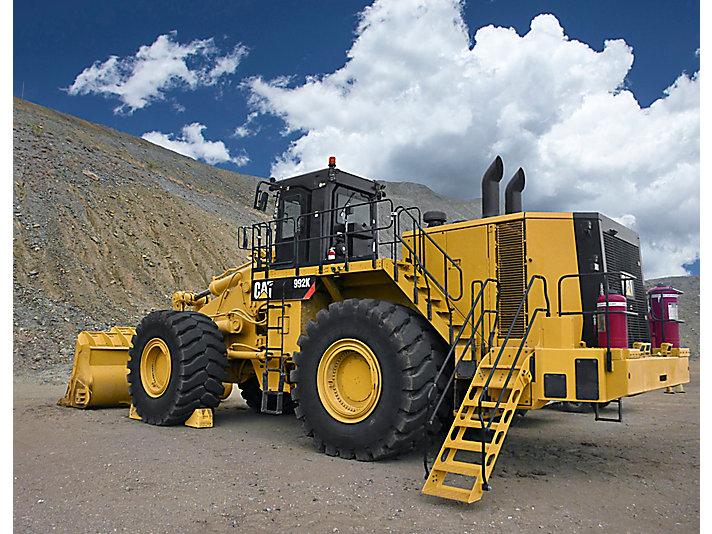 992K Large Wheel Loader