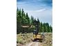 558 LL Forest Machine