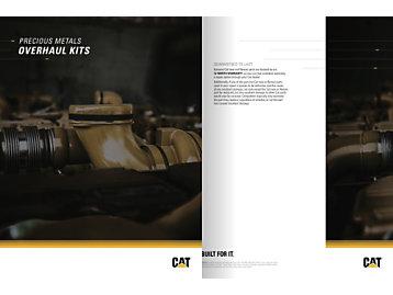 Precious Metals Overhaul Kits Brochure