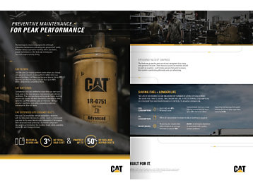 Preventive Maintenance Brochure